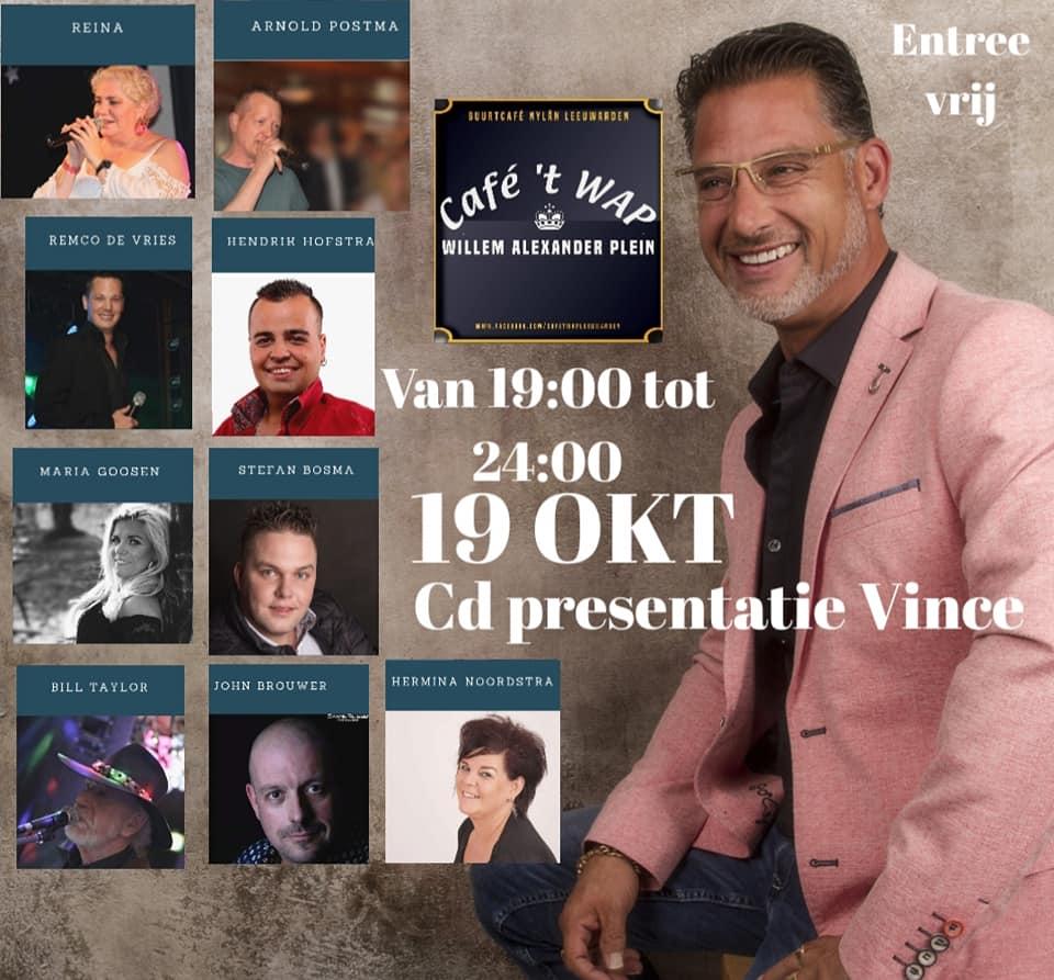 CD-presentatie-Vince